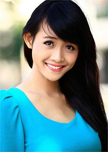Trương Mỹ Nhân sinh năm 1995, là học sinh trường THPT Giồng Ông Tố (TP.HCM).
