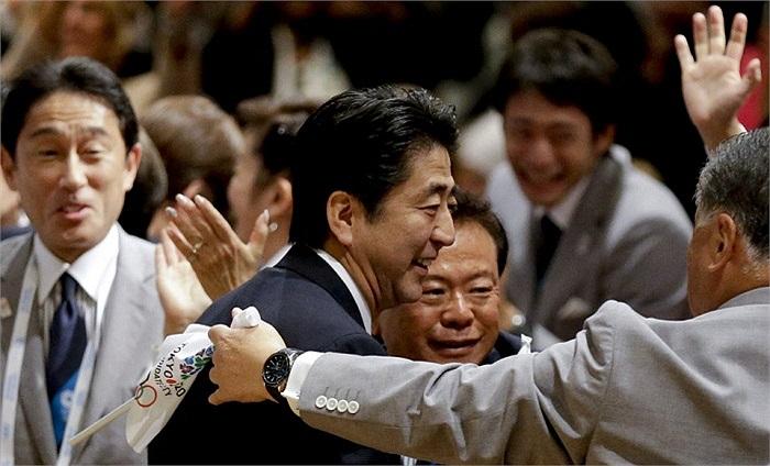 'Tôi chỉ là cậu bé 10 tuổi khi Nhật Bản lần đầu tiên tổ chức Olympic 1964. Giống như mọi cậu bé khác vào thời điểm đó, Olympic là động lực, là giấc mơ, là khát khao, là hy vọng để chúng tôi vươn tới những đỉnh cao mới'