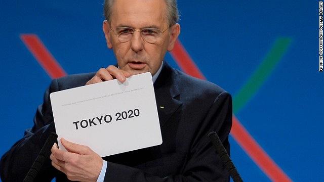 Đây là lần thứ 2 Tokyo có vinh dự này.