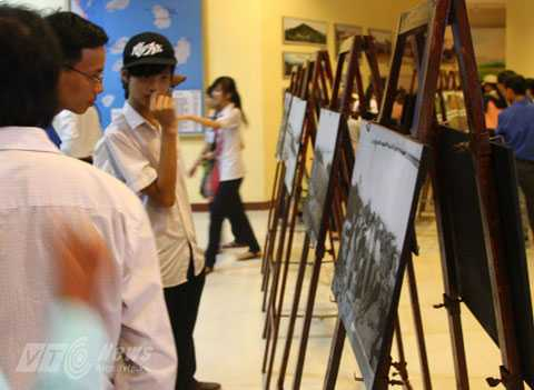 Hoàng Sa, triển lãm, đa dạng sinh học