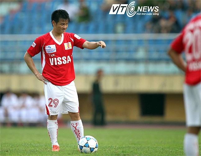 Sau khi V.Ninh Bình giành Cup Quốc gia, Văn Quyến đã giữ lại thay vì sẽ phải ra đi như thông tin đã đưa trước đó.