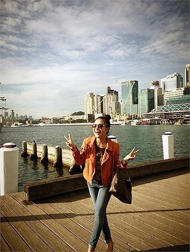 Thời gian gần đây, Hoàng Thùy Linh ngày càng trở nên đẹp. Gần nhất ca sỹ Nhịp đập giấc mơ đã hoàn thành quá trình giảm cân.
