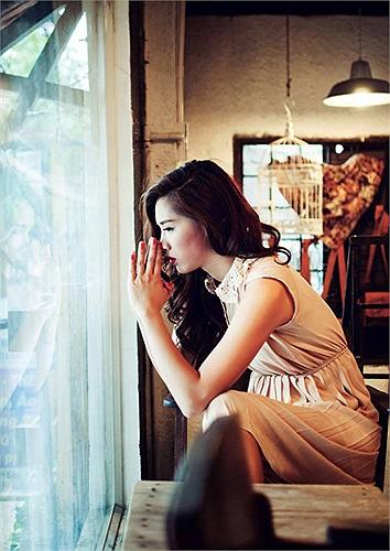 Hà Min cũng là cái tên khá nổi trong vai trò teen model