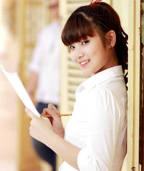 Hot girl Hà Thành 'bật mí' trường Đại học mơ ước