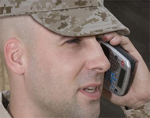 Đây được coi là mẫu điện thoại có độ bảo mật tối tân nhất hiện nay, là pháo đài bất khả xâm phạm đối với mọi hacker.
