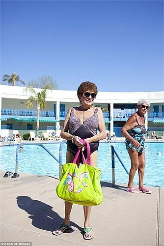 Dù đã về hưu, nhưng những cụ bà này vẫn chọn cho mình một cuộc sống năng động và bận rộn.