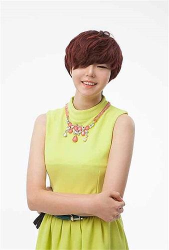 Nụ cười giờ đã nở trên môi Ga Hee.