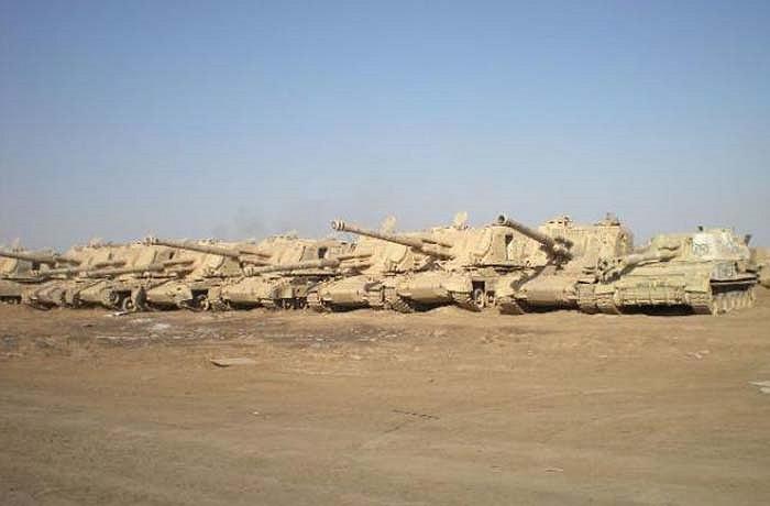 Khu vực Trại Taji bên ngoài thủ đô Baghdad của Iraq là một nghĩa địa non trẻ hơn, mới chỉ hình thành sau cuộc chiến tranh Iraq năm 2003.