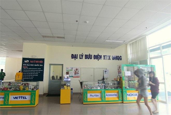 Bưu điện.