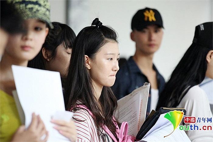 Từ trước đến nay, Học viện Điện ảnh Bắc Kinh vẫn luôn nổi tiếng là nơi hội tụ nhiều mỹ nữ, rất nhiều người vừa có tài vừa có sắc.