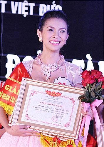 Chân dung cô gái đoạt giải cán bộ Đoàn tài năng - Nguyễn Thanh Thảo