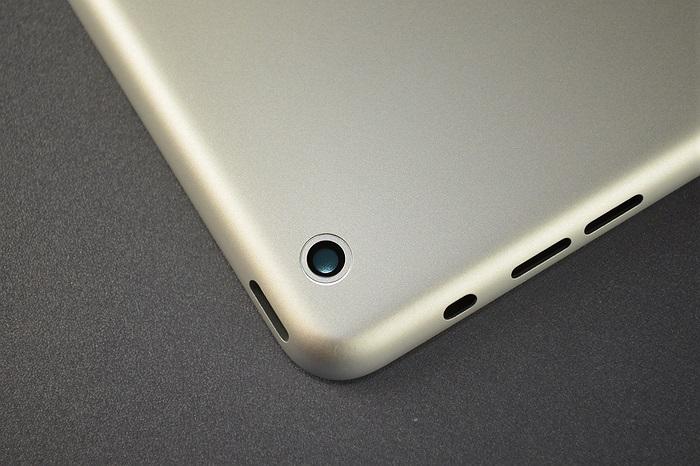 Vị trí camera của iPad 5
