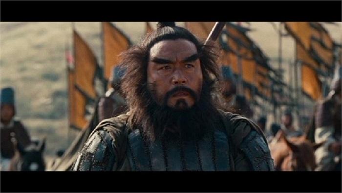 Đó là vai Trương Phi trong bộ phim Xích Bích (2007).