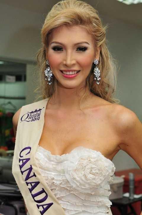 Jenna Talackova, thí sinh Hoa hậu hoàn vũ Canada năm 2012