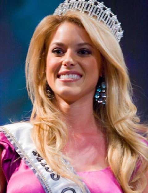 Carrie Prejean, Hoa hậu bang California năm 2009
