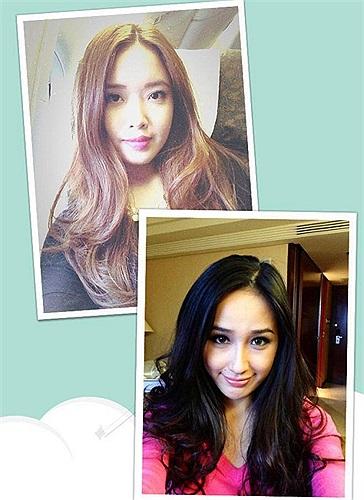 Cô chị Hoa hậu Mai Phương Thúy hay cô em xinh hơn?