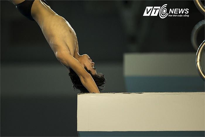 Sau bốn ngày thi đấu ở các nội dung: cá nhân, đồng đội nam, nữ trên ván bật và cầu cứng, đoàn Hà Nội đã vô địch toàn đoàn với 6 HCV, 6 HCB, 5 HCĐ. (Ảnh: Hải Thịnh)