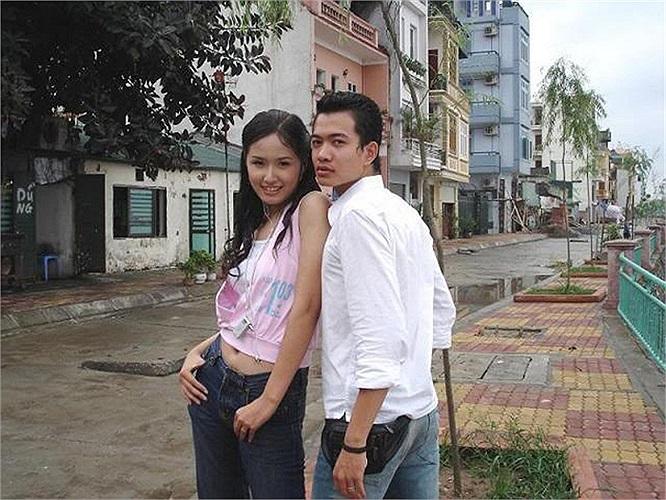 Ở thời điểm trước khi thi Hoa hậu Việt Nam 2006, nhan sắc Mai Phương Thúy không mấy nổi bật.