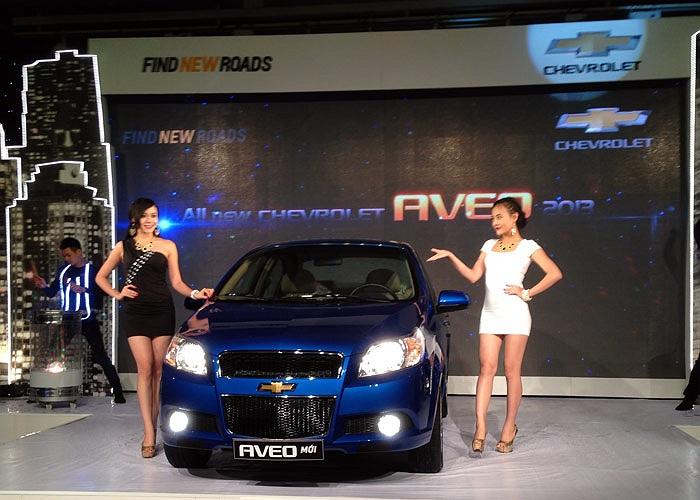Chốt giá thấp hơn các đối thủ như Toyota Vios cả 100 triệu đồng, dòng xe mới của GM Việt Nam, Chevrolet Aveo nội được trang bị như thế nào?