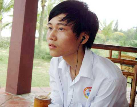 Lê Xuân Hoàng, thủ khoa đại học Thủy lợi