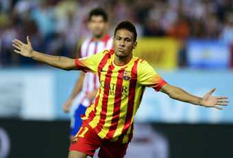 Neymar ghi bàn
