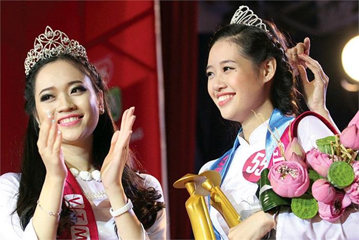 Khánh Vân cũng dự định trong tương lai sẽ tham gia những cuộc thi sắc đẹp lớn hơn