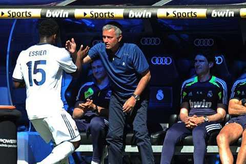 Mourinho và Essien