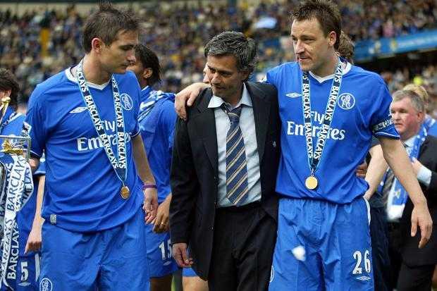 Mourinho về Chelsea