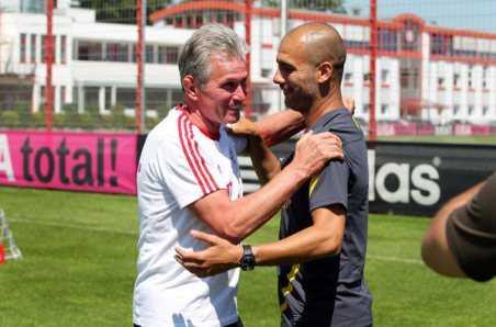 Pep Guardiola về Bayern