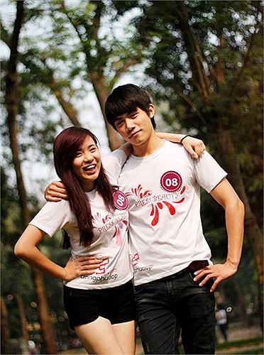 Cặp đôi của Nguyễn Hà My