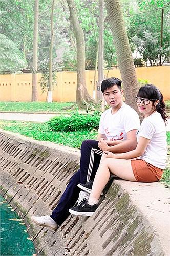 Cặp đôi của Đặng Thùy Dương