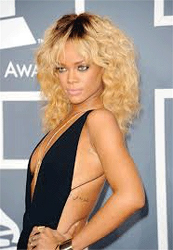 Đây là một số hình ảnh gợi cảm nhất của Rihanna.