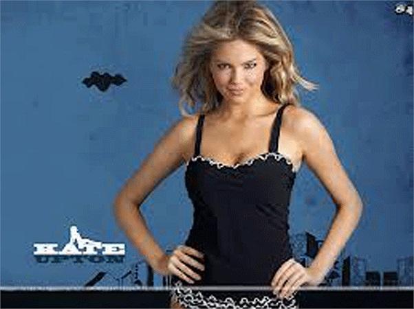 Kate Upton, một trong những siêu mẫu có thu nhập cao nhất nhờ vòng một khủng