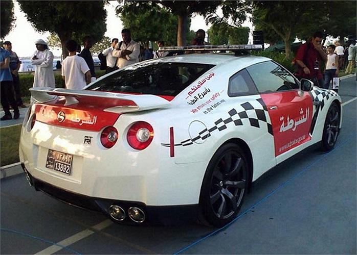 Siêu xe Nissan GT-R