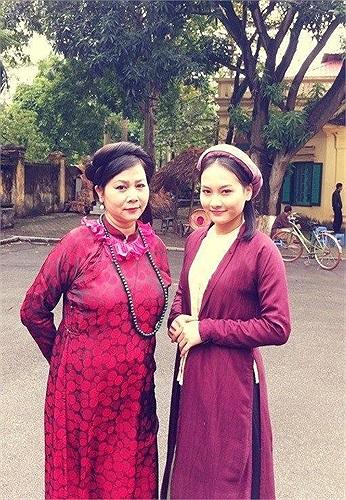 NSƯT Minh Hằng trong vai Phó Đoan.