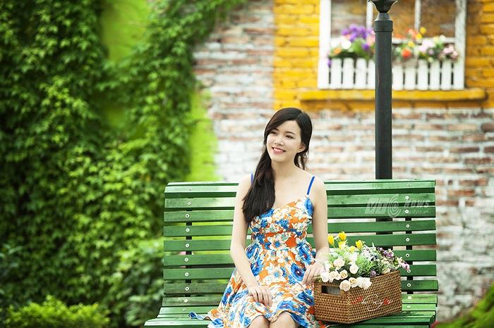 Dự định sau khi tốt nghiệp, Thanh Vân sẽ tìm một công việc phù hợp với chuyên ngành cô bạn theo học