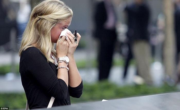 Thân nhân của những người thiệt mạng trong vụ khủng bố kinh hoàng năm 2001