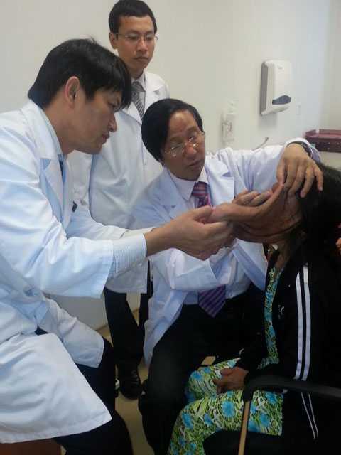 Giáo sư Nguyễn Thanh Liêm