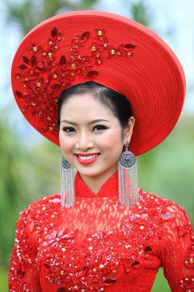Nguyễn Thị Ngọc Anh_Hoa hậu các dân tộc Việt Nam 2013