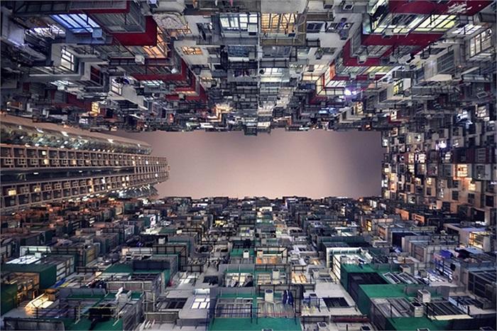 Đây là bộ ảnh của nhiếp ảnh gia người Pháp Romain Jacquet-Lagrèze thực hiện