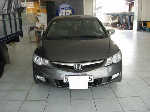 Honda Civic 1.8MT 2007