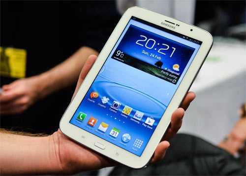 Dòng Galaxy Tab của Samsung