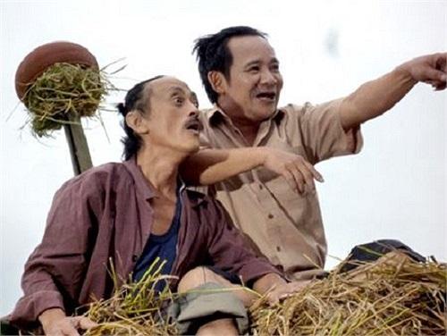 Quang Tèo - Giang Còi, bộ đôi hài ăn ý trên sân khấu hài phía Bắc.