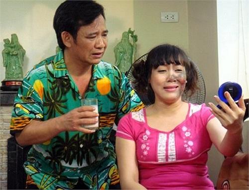 Quang Tèo: Xấu cũng phải cố mà uống sữa em ạ!