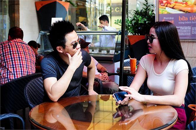 Thảo Trang quyết định hợp tác với ông bầu của Ngọc Trinh bởi cách làm việc chuyên nghiệp cũng như Vũ Khắc Tiệp rất có uy trong làng giải trí VN