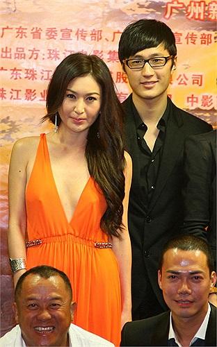 Với khán giả Việt Nam, Ôn Bích Hà quen thuộc với vai Phan Kin Liên trong bộ phim Hong Kong 'Mối hận Kim Bình'.