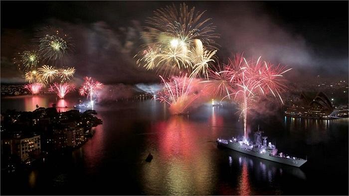 Đây là một hoạt động để kỷ niệm 100 năm ngày hải quân hoàng gia Australia
