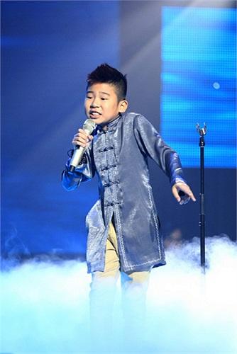 Ngọc Duy cũng là thí sinh nội trội nhất, giữ vững được phong độ trong đội của HLV Thanh Bùi.