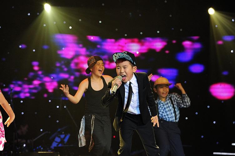 Liveshow 5 là đêm bán kết tối qua, Ngọc Duy đã thể hiện tốt ca khúc thể hiện ca khúc của chính huấn luyện viên Thanh Bùi sáng tác, My cool Việt Nam một cách khá hoàn hảo, tươi sáng, có hồn.