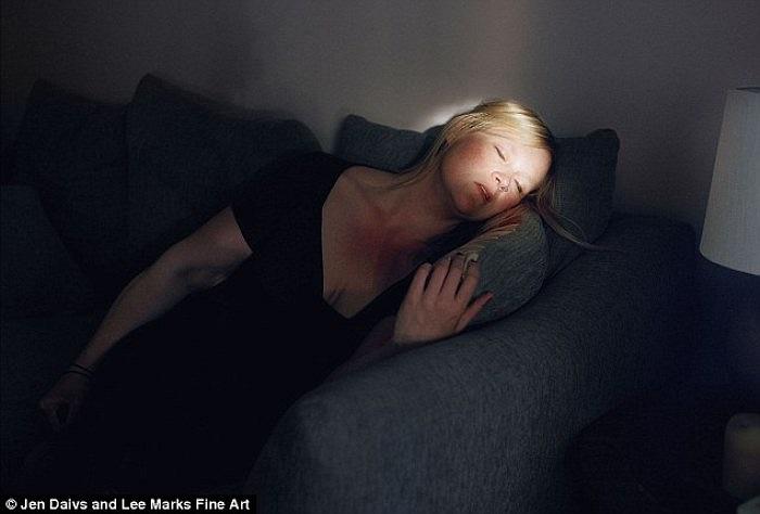 Bộ ảnh được người phụ nữ đến từ New York này thực hiện xuyên suốt nhiều năm qua.